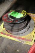 Metal and abrasive wheels