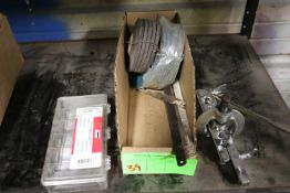 Keys, abrasives and a puller