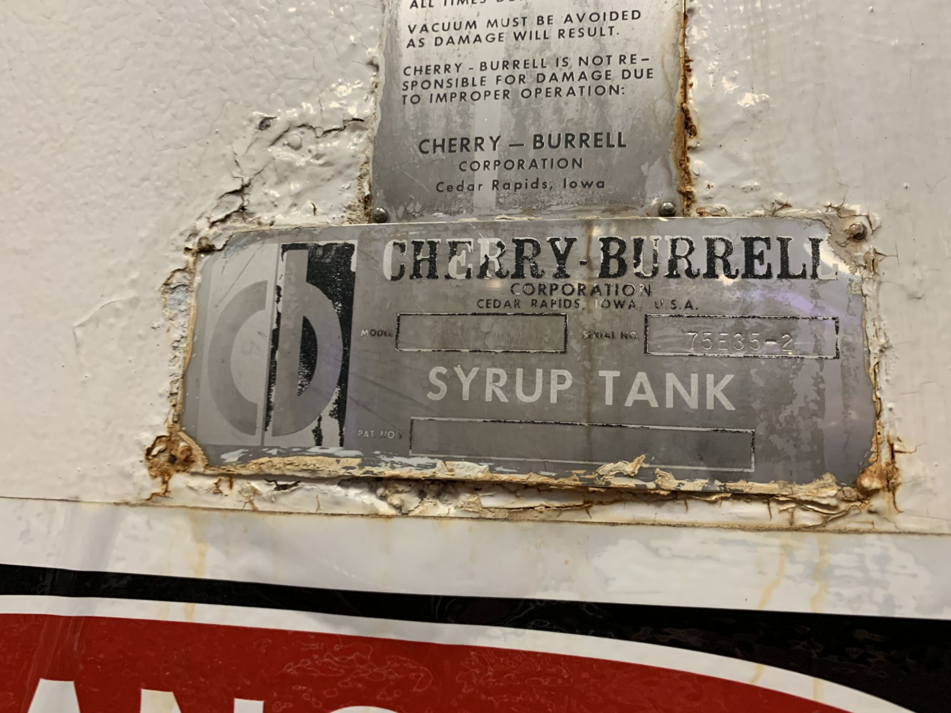 5000 Gallon Horizontal Stainless Steel Jacketed Tank - Image 2 of 3