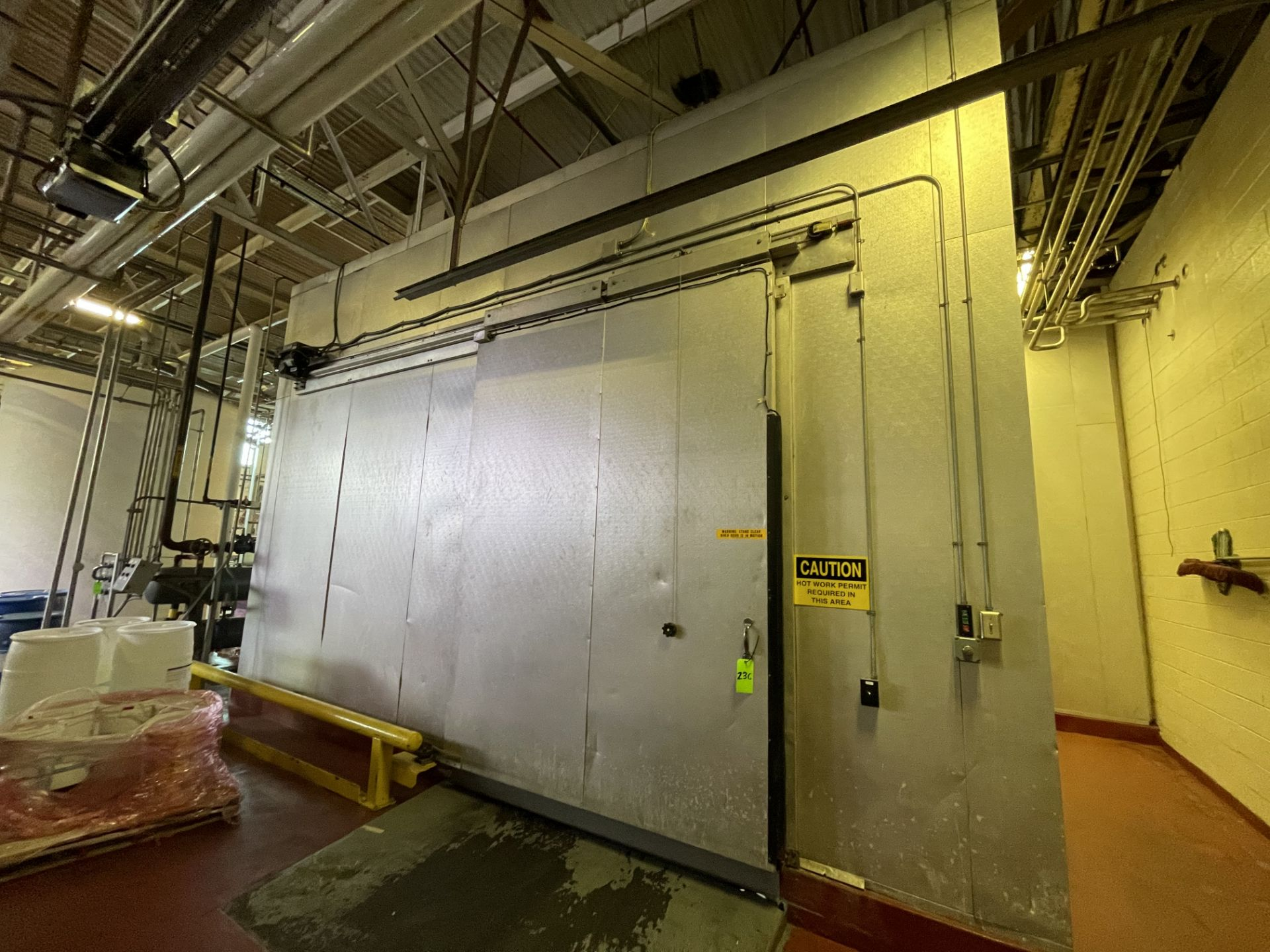 37x26 Cold Storage Room