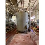 2700 Gallon Stainless Steel Carbon Tower
