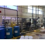 Water and Process Technology Nano-Filtration System