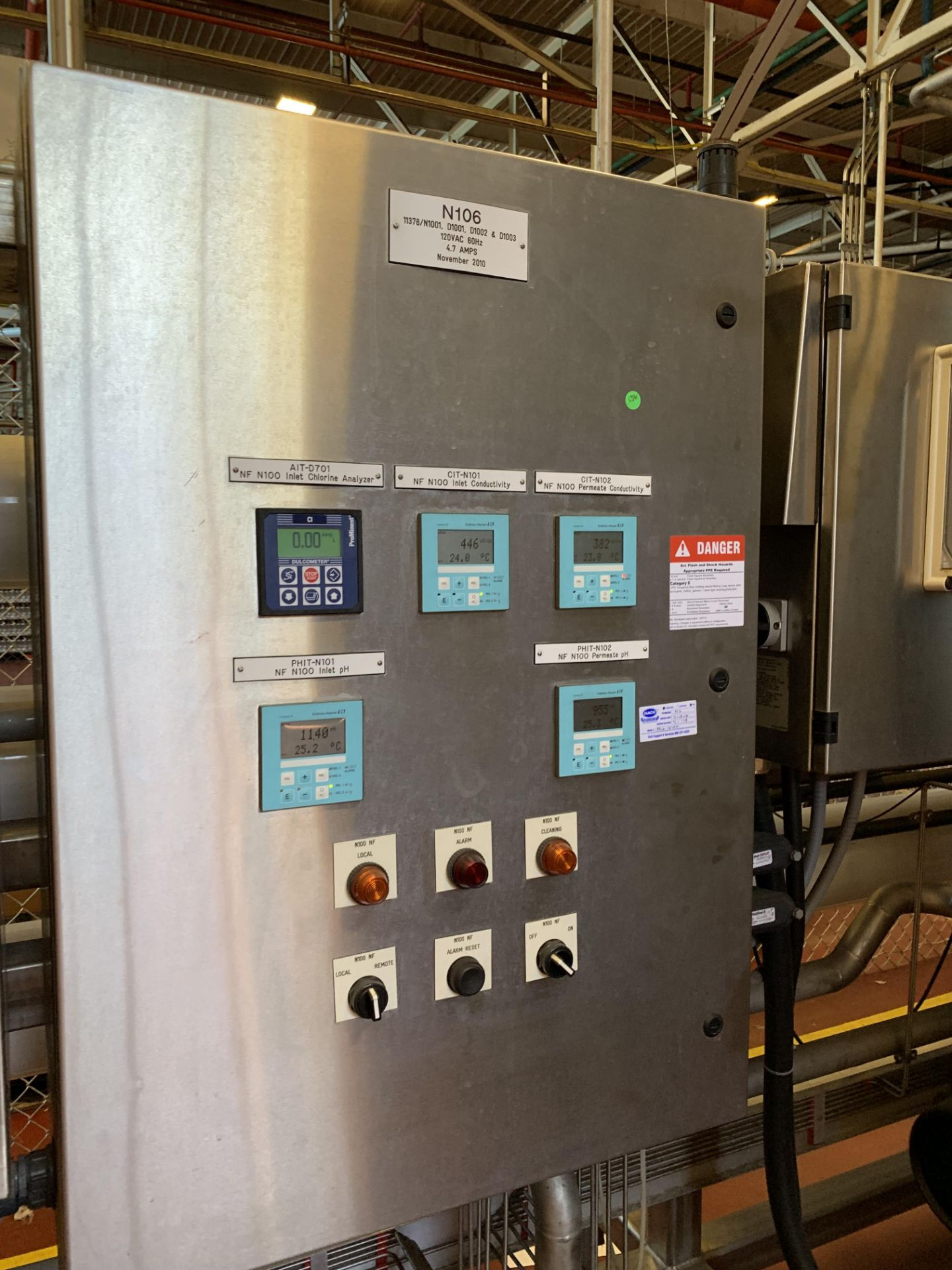 2010 Water and Power Technologies RO System - Image 5 of 6