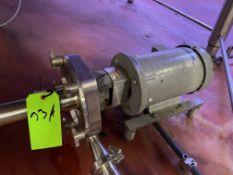 Fristam 5HP Centrifugal Pump