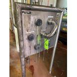 Stainless Steel 6 Port Divert Panel