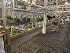 Alliance Industrial 100ft Air Conveyor