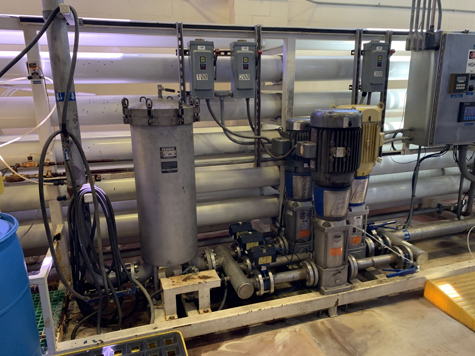 Water and Process Technology Nano-Filtration System - Image 2 of 4