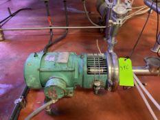 3HP Centrifugal Pump