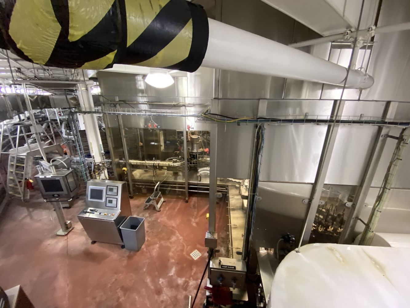 Beverage Bottling Packaging and Process Equipment Auction