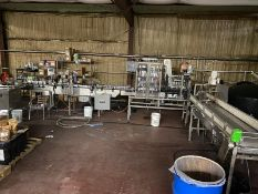 2017 Inline Filling Systems 8 Head Filling Line