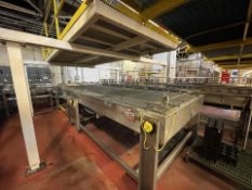 Alliance Industrial 6x20 Accumulation Table