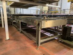 Alliance Industrial 6×20 Accumulation Table