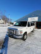 2013 Ford E3500 XLT Super Duty Van, VIN #1FBSS3BL9DDA52516, 236837 Miles, Model E3500XLT Super
