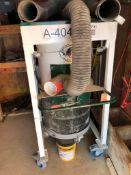 (1) A 404 BW Pulse Vac. Located in Twinsburg, OH.