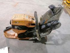(1) Norton Clipper Cut-off Machine, Model 70184647565. Located in Ottumwa, IA.