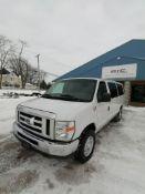 2013 Ford E3500 XLT Super Duty Van, VIN #1FBSS3BL6DDB05138, 193487 Miles, Model E3500XLT Super
