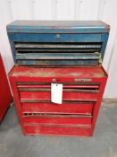 (1) Craftsman Toolbox with Contents. Located in Mt. Pleasant, IA.