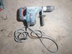 (1) Bosch 11264EVS 1-5/8 SDS-Max Combination Hammer. Located in Des Moines, IA.