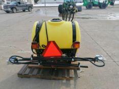 (1) John Deere 110 Gal 3pt Sprayer, Serial #LP40785200501003. Located in Mt. Pleasant, IA.