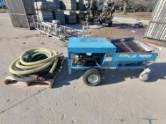 (1) Airplaco Pump Master Model MJ-16, Serial #12280 with (3) Suction Hoses. Located in Mt. Pleasant,