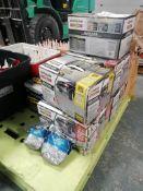 (7) Boxes of Garage Floor Coating. Located in Mt. Pleasant, IA.