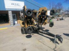 (1) Land Pride AFM 4214 Flex Finishing Mower. Serial #806489. Located in Mt. Pleasant, IA.