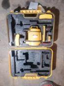 (1) Northwest Instrument NRL802 Rotary Laser Serial #106-05682 with Batteries, NLD5G Universal Laser