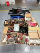 (1) Pallet of Miscellaneous Truck Parts & Lights. Located in Mt. Pleasant, IA.