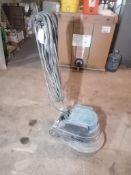 (1) Powr-Flite Floor Machine, Serial #7515. Located in Des Moines, IA.