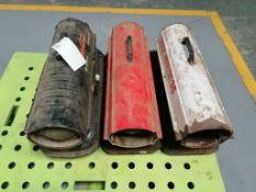 (3) Kerosene Forced Air Heater. Located in Mt. Pleasant, IA.
