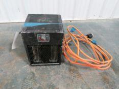 (1) King Electric Unit Heater, Model EKB2450TB. Located in Mt. Pleasant, IA.