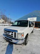 2013 Ford E3500 XLT Super Duty Van, VIN #1FBSS3BL8DDA35531, 301977 Miles, Model E3500XLT Super