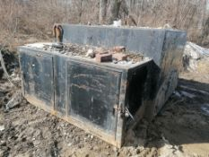 (1) Fuel Tank. Located in Des Moines, IA.
