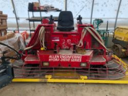 Concrete Equipment Auction - Day 1