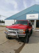 1997 Chevrolet 2500 Z7 Off Road Truck, VIN #1GCGK29J0VE152922, 199673 Miles, Automatic Transmission,