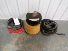 (1) Craftsman 2 Gallon Vac & (1) Genie SV200Q Vac. Located in Mt. Pleasant, IA.