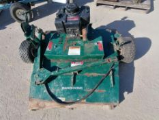 """(1) 44"""" RanchKing Mower with 10.5 Tecumseh Engine. Located in Mt. Pleasant, IA."""