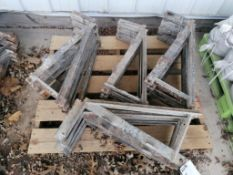 (15) Scaffolding Brackets. Located in Mt. Pleasant, IA