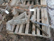(9) Scaffolding Brackets. Located in Mt. Pleasant, IA