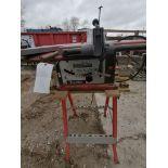 (1) Makita SawStop Table Saw, Model 2711, Serial #033159F. Located in Waukegan, IL.