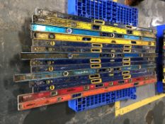 (1) Pallet with 14 Levels. Located in Mt. Pleasant, IA.