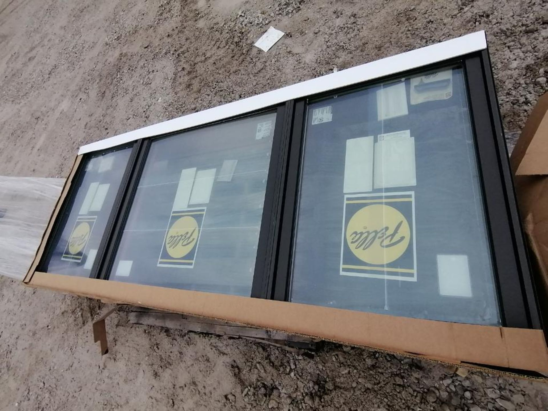 """(1) Pella 39"""" x 99"""" x 10"""" Window with Frames. Located in Waukegan, IL. - Image 2 of 10"""