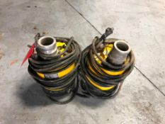(2) Wacker Neuson Submersible Pumps, Model PS2500. Located in Mt. Pleasant, IA.