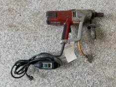 (1)Husqvarna DM230 Coring Drill, Model 2008-33037. Located in Wheeling, IL.