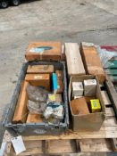 (1) Pallet of Miscellaneous Ford Parts. Located in Glen Ellyn, IL.