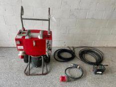 (1)2005DIMASPower Pack, Model PP-455E, Serial #4047, 3 x 460V, Max 50A. Located in Wheeling, IL.