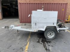 (1) LongyearHydraulic Power Plant,Model 2525G, 6345 Hours, Serial #214. Located in Wheeling, IL.
