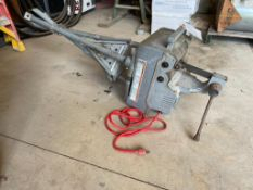 (1) RidgidPortable Tristand with Binder. Located in Waukegan, IL.