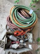 (1) Pallet of Hydraulic Hoses & Hardware. Located in Waukegan, IL.