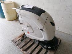 "(1) Pioneer Eclipse PE320AS 20"" Floor Scrubber. Located in Wheeling, IL."